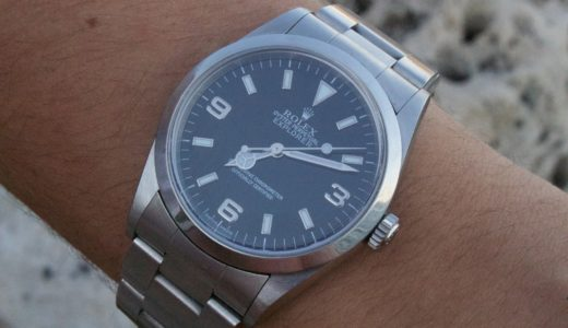 一流営業マンの腕時計事情