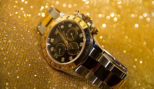 『高級腕時計は資産になる』買い方テクニック