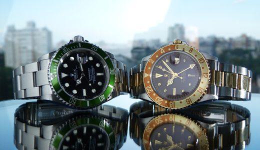 ロレックスの『GMTマスターⅡ』に大注目!【営業マンが欲しくなる腕時計】