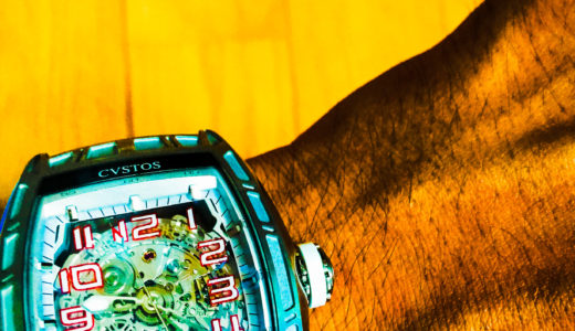 滝枝芳郎の手放したクストスという時計