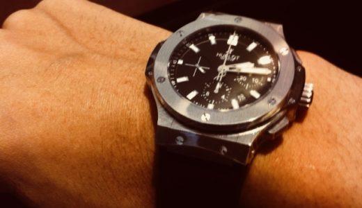 ウブロの資産価値は上がる。腕時計という現物資産は化けると大きい