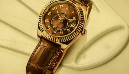 金無垢の時計も色が違う!ベージュ?ピンク?ゴールドの奥深さを知る
