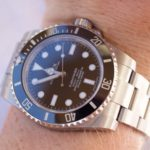 トップセールスマンの腕時計事情