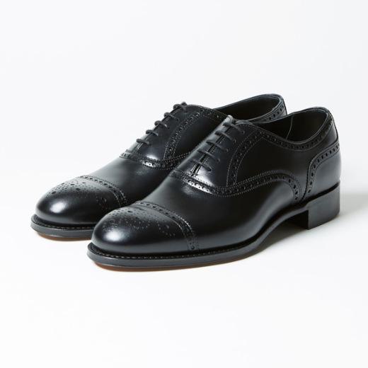 高級紳士靴、ビジネスシューズを買えば、靴底チェックする