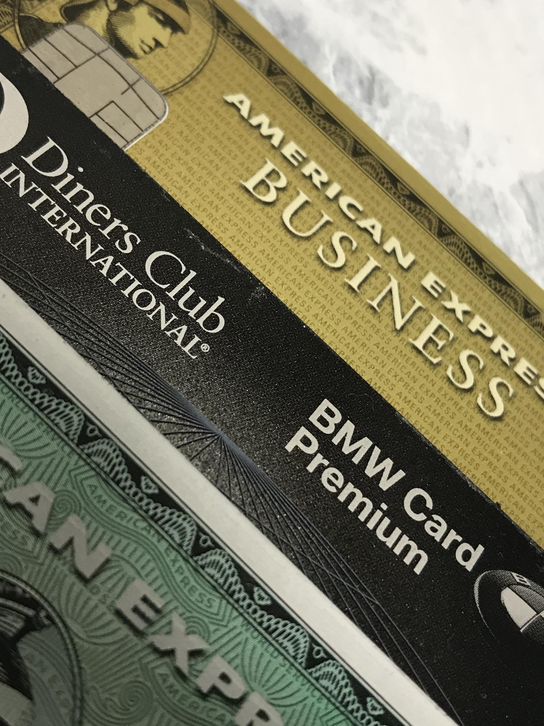 一流ビジネスマンのクレジットカード事情